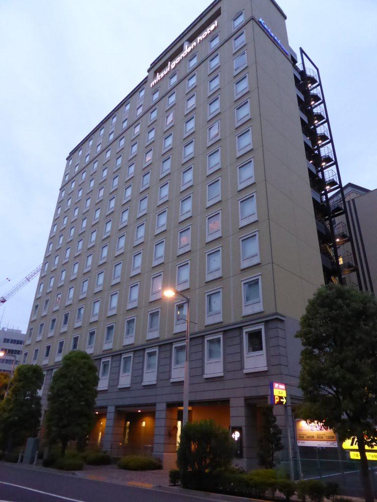 三井ガーデンホテルイタリア街