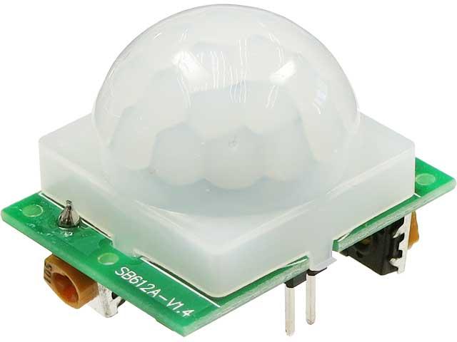 焦電型赤外線センサーモジュール(焦電人感センサ) SB612A