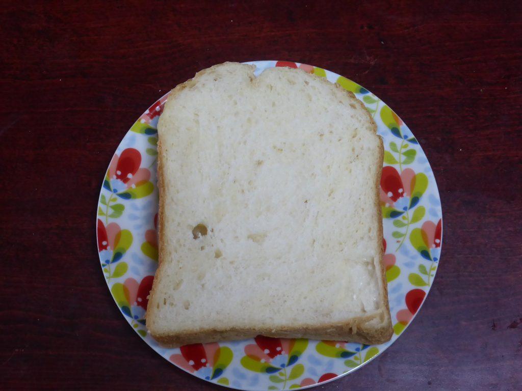 1日経っても美味しいタイガーホームベーカリーで焼いたパン